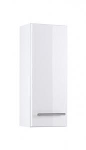 Held Möbel Hängeschrank Parma in hochglanz weiß 25 cm breit 014.2096