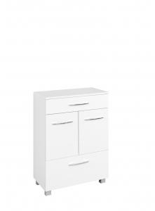 Held Möbel Unterschrank Portofino 60 cm in weiß