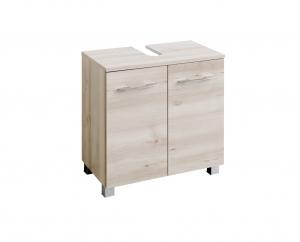 Held Möbel Waschbecken Unterschrank Portofino 60 cm in Buche Iconic Nachbildung