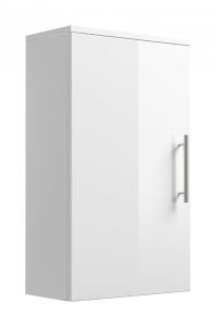 Posseik Hängeschrank Salona 5608 76 eintürig in weiß hochglanz