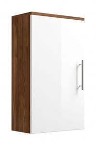 Posseik Hängeschrank Salona 5608 91 eintürig in weiß hochglanz