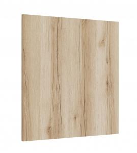 Küchen Türfront für Dunsthaube oder Geschirrspüler Kaya T606-0+ in Wildeiche Nachbildung ohne Arbeitsplatte 59,6 cm breit