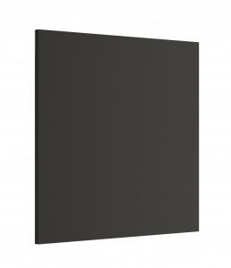 Küchen Türfront für Dunsthaube oder Geschirrspüler Noah T606-0+ in anthrazit ohne Arbeitsplatte 59,6 cm breit
