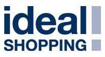 Logo der idealshopping GmbH Ihrem Fachhändler für Küchen, Badmöbel und Gartenmöbel